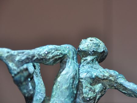 Case: 3D scanning of bronze sculpture