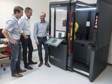 HN Group has invested in the fully automatic ATOS ScanBox 4105